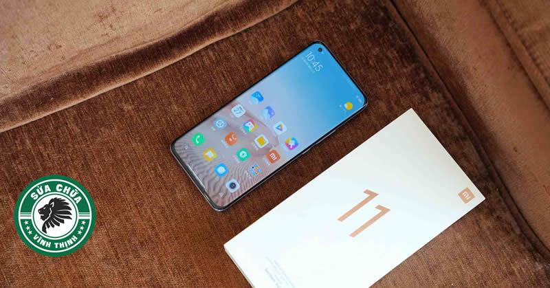 Thay màn hình Xiaomi Mi 11 5G tại Sửa chữa Vĩnh Thịnh