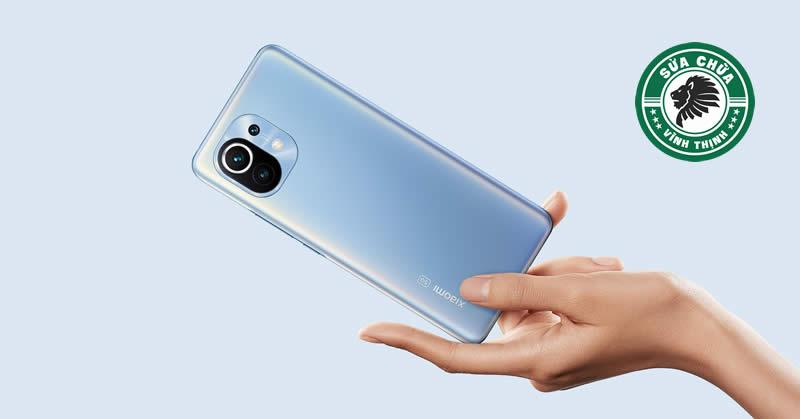 Thay pin Xiaomi Mi 11 5G tại Sửa chữa Vĩnh Thịnh