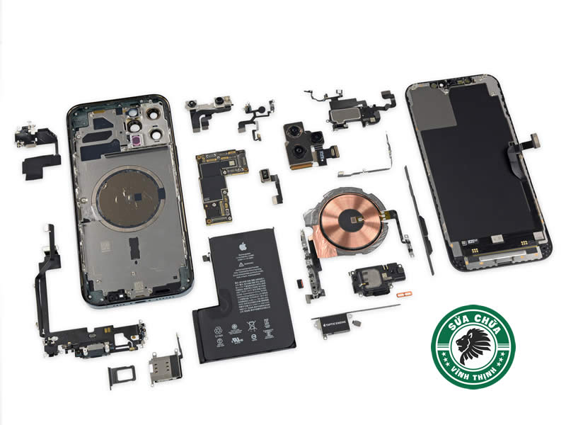 Lưu ý sửa iPhone 12 Pro Max tại Sửa chữa Vĩnh Thịnh