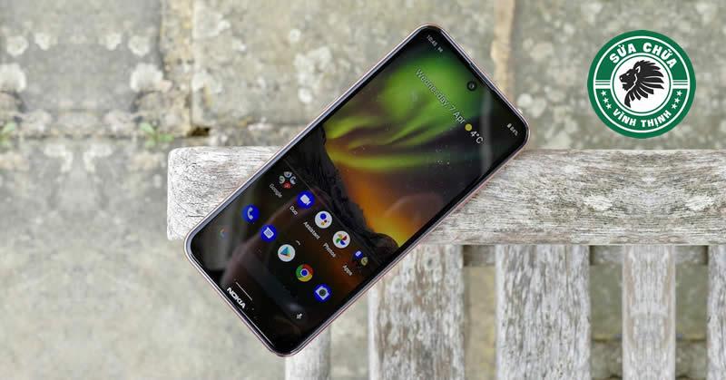 Thay màn hình Nokia X10 tại Sửa chữa Vĩnh Thịnh