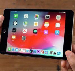 Thay mặt kính iPad Mini 5 tại Sửa chữa Vĩnh Thịnh