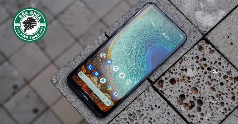 Thay mặt kính Nokia X10 tại Sửa chữa Vĩnh Thịnh