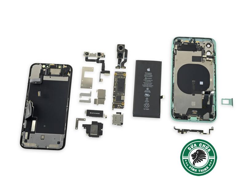 Lưu ý sửa iPhone 11 tại Sửa chữa Vĩnh Thịnh
