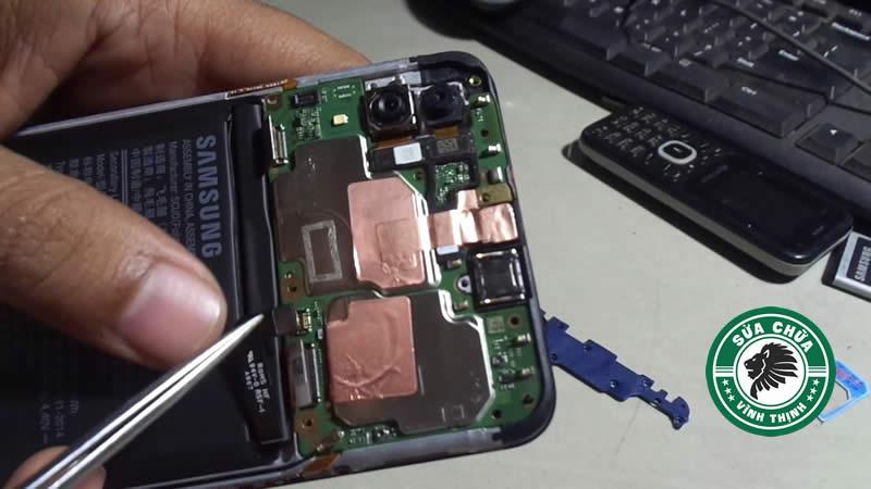 Lưu ý sửa Samsung Galaxy A10s