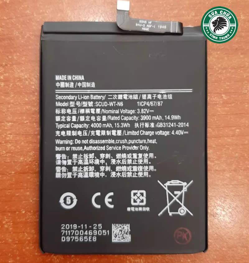 Pin Samsung Galaxy A10s zin chuẩn
