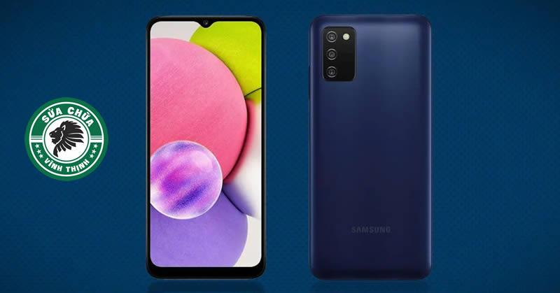Sửa Samsung Galaxy A03s mất nguồn: Bạn đừng vội thay main, hãy tìm hiểu kĩ những kiến thức sau đây !