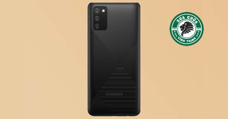 Sửa Samsung Galaxy A02s không nhận sạc