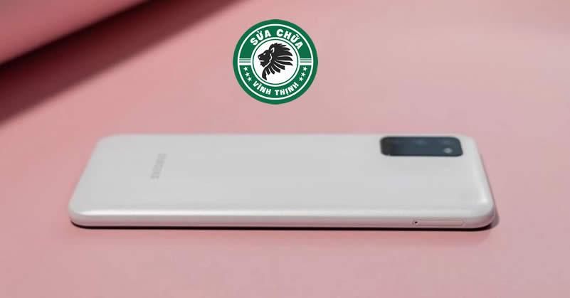 Thay pin Samsung Galaxy A03s giá rẻ chất lượng chính hãng