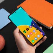 Thay pin Samsung Galaxy A52 tại Sửa chữa Vĩnh Thịnh