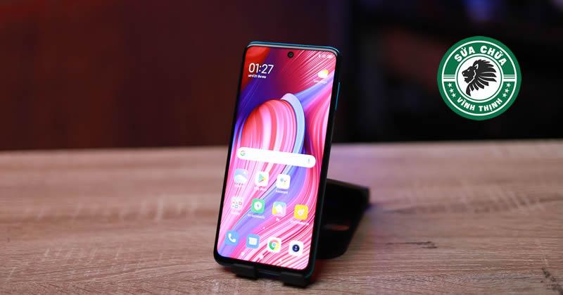 Thay vỏ Xiaomi Redmi Note 9s tại Sửa chữa Vĩnh Thịnh