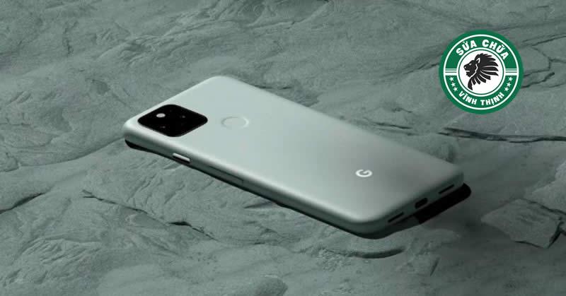 Sửa Google Pixel 5A không nhận sạc