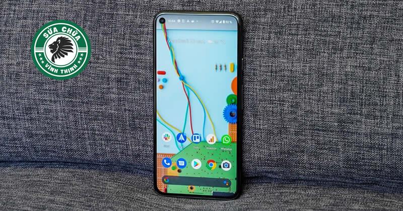 Thay màn hình Google Pixel 5 tại Sửa chữa Vĩnh Thịnh